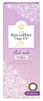 Eye coffret 1day UV M TORIC
